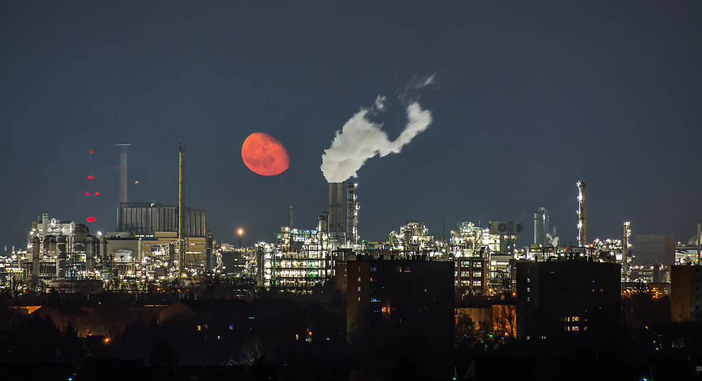 Moon over BASF