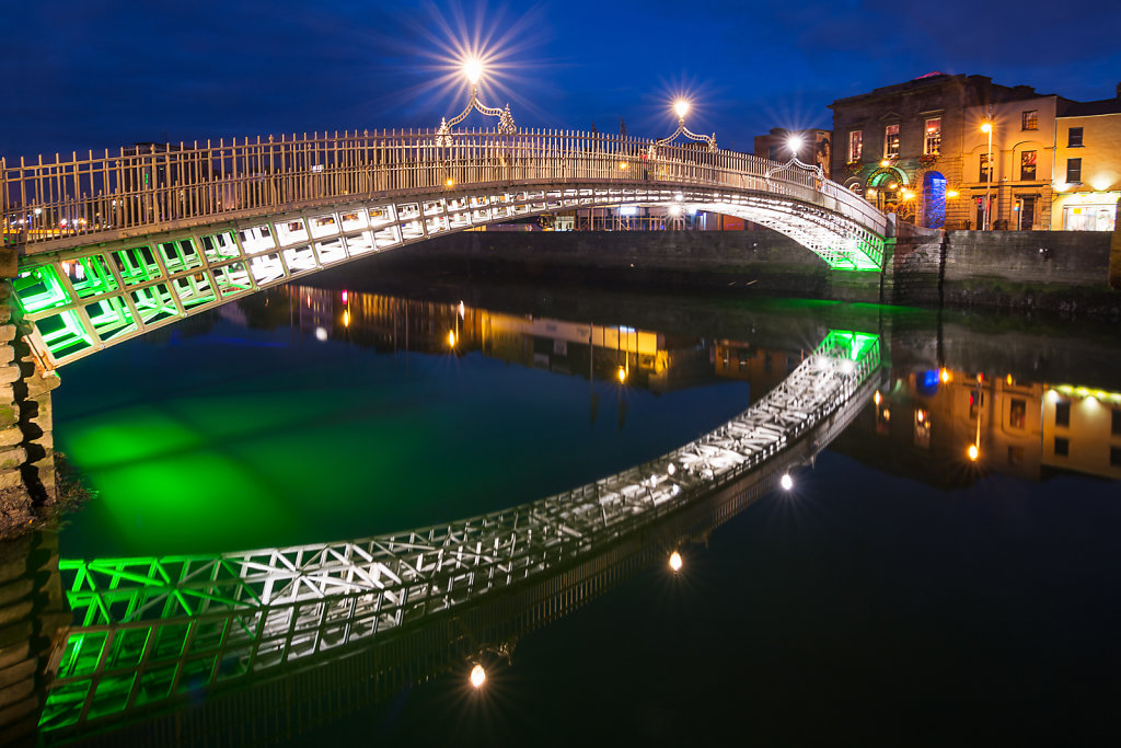 Half Penny Brigde Dublin