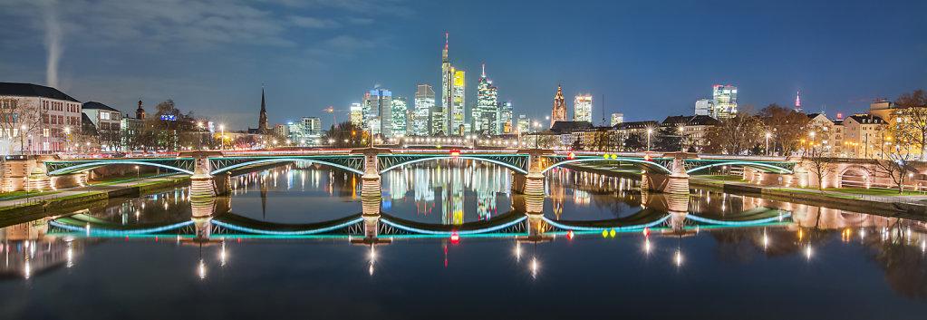 Double Bridge Panorama