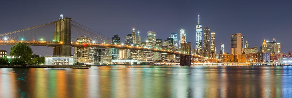Manhattan Panorama Classic