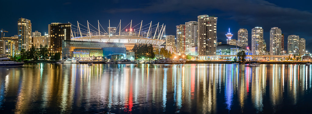 BC Place Stadium Vancouver