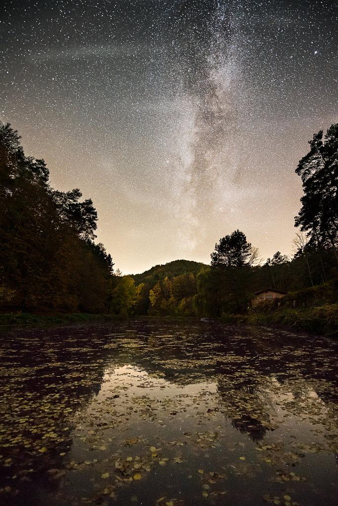 Herbstmilchstraße